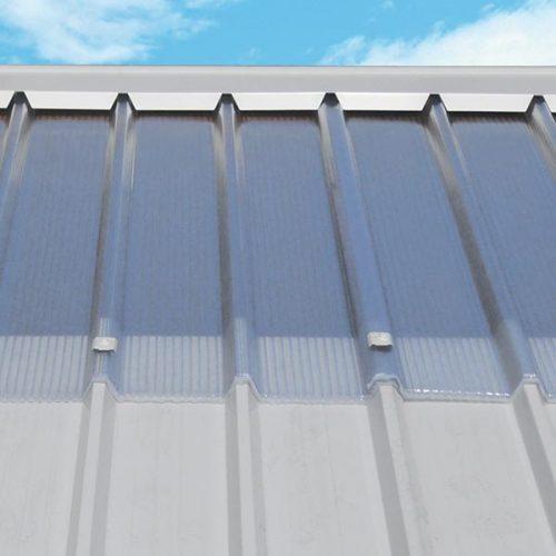 Polykarbonátový panel Akralux GRECA