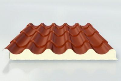 Strešné sendvičové panely ISODOMUS