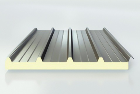 Strešné PUR panely ISOGRECATA