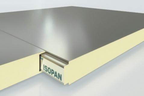 Stenové sendvičové panely ISOPIANO