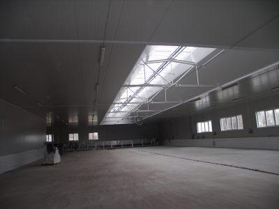 Montované haly